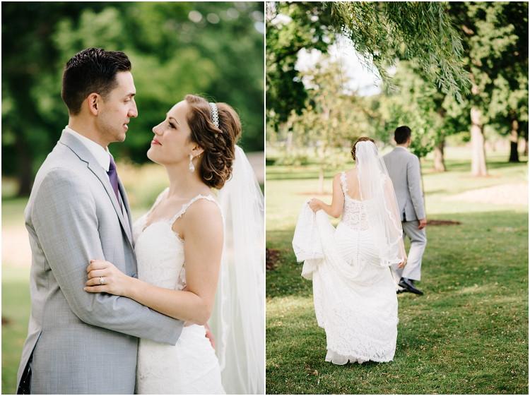wedding-couple-walking-away-at-best-western-premier-waterfront-hotel-wedding-by-appleton-wedding-photographer-kyra-rane-photography