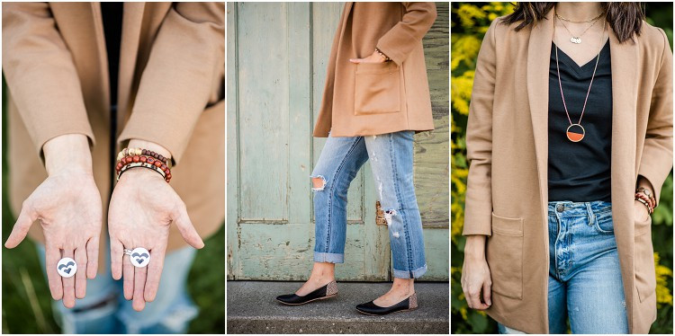black-flats-at-ethical-fashion-styled-shoot-by-green-bay-wedding-photographer-kyra-rane-photography