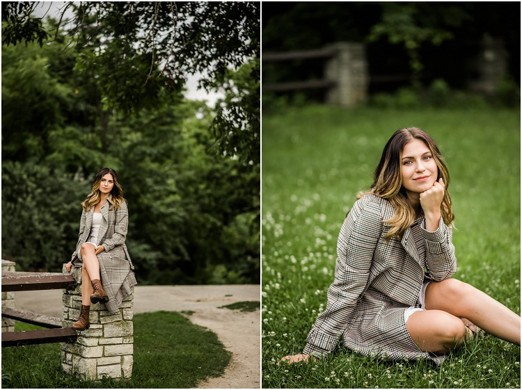 woman-sitting-on-fence-under-tree-at-folklore-inspired-shoot-by-green-bay-wedding-photographer-kyra-rane-photography