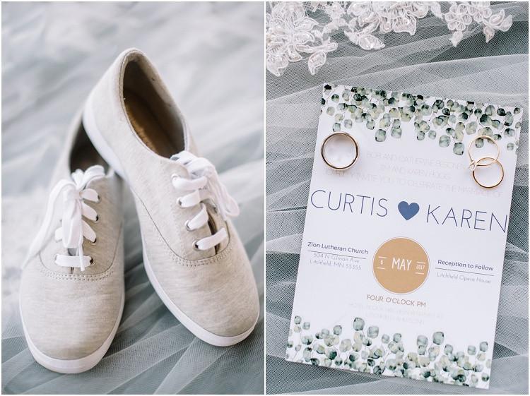wedding-tennis-shoes-at-minnesota-wedding-by-green-bay-wedding-photographer-kyra-rane-photography