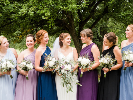 How to Be a Dream Bridesmaid