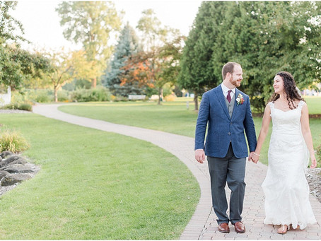 Alan + Maria | Sheboygan Wedding