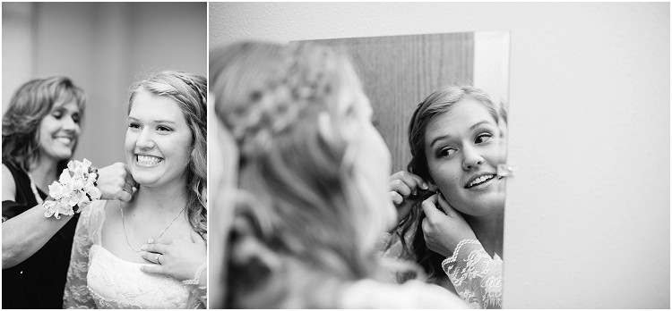 bride-putting-on-jewelry-at-pamperin-park-wedding-by-green-bay-wedding-photographer-kyra-rane-photography