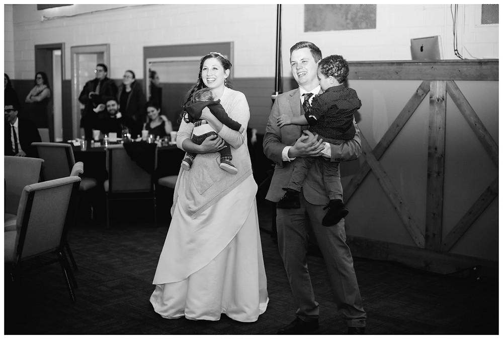 bride-and-groom-smiling-at-wedding-music-at-milwaukee-wedding-by-milwaukee-wedding-photographer-kyra-rane-photographer