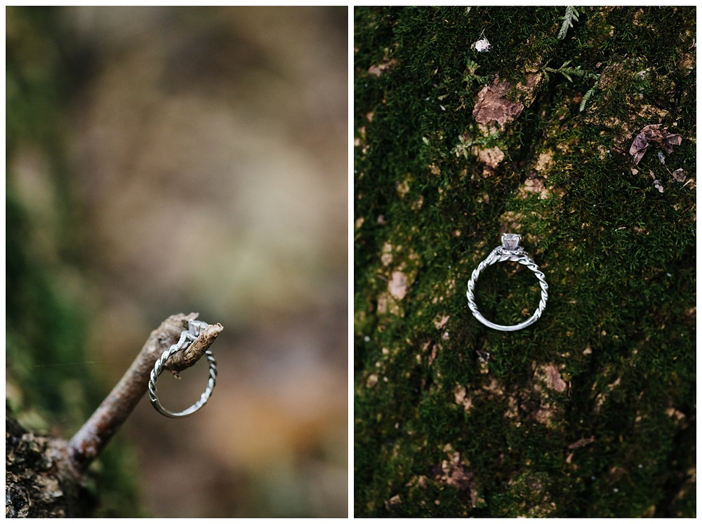 diamond-ring-on-stick-at-green-bay-engagement-session-by-appleton-wedding-photographer-kyra-rane-photography