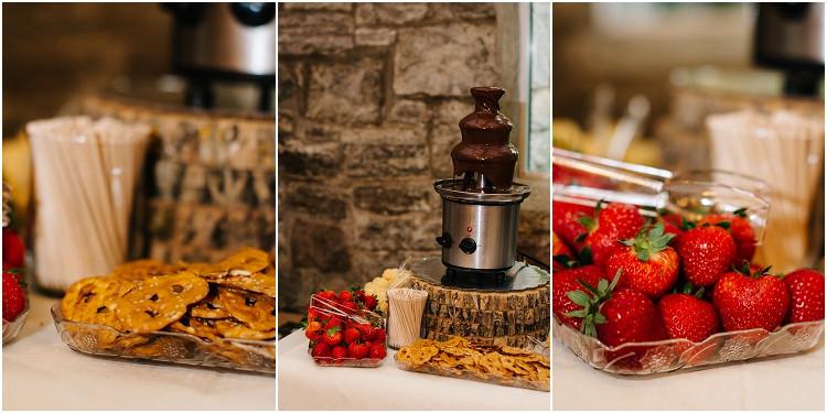 reception-fondue-bar-at-pamperin-park-wedding-by-appleton-wedding-photographer-kyra-rane-photography