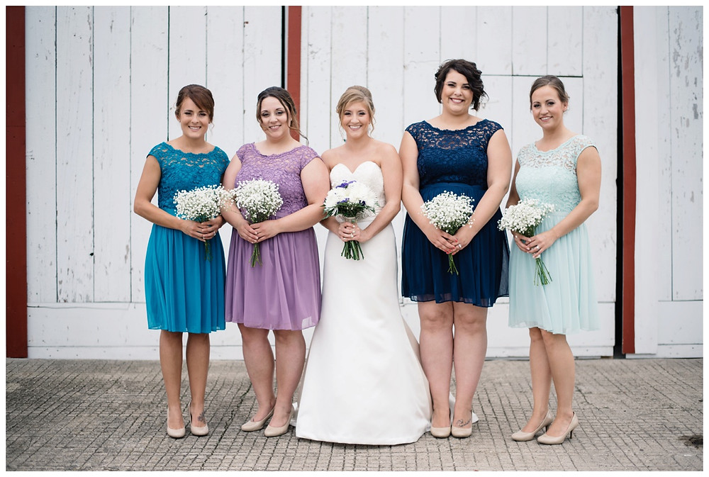 bride-and-bridesmaids-at-brighton-acres-wedding-by-appleton-wedding-photographer-kyra-rane-photography