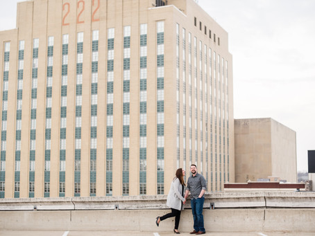 Cory + Liz | Engagement