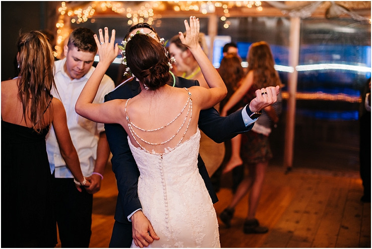 wedding-couple-dancing-at-reception-at-barnsite-retreat-and-events-wedding-by-appleton-wedding-photographer-kyra-rane-photography