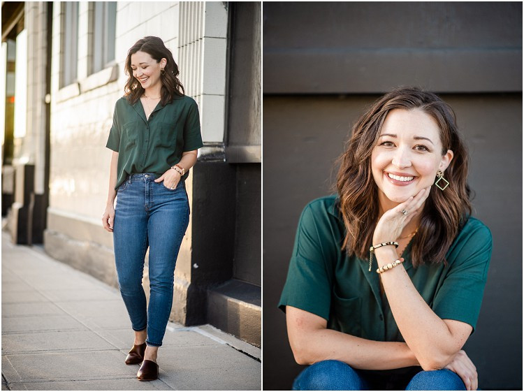 modeling-soft-green-collared-shirt-at-ethical-fashion-styled-shoot-by-appleton-wedding-photographer-kyra-rane-photography