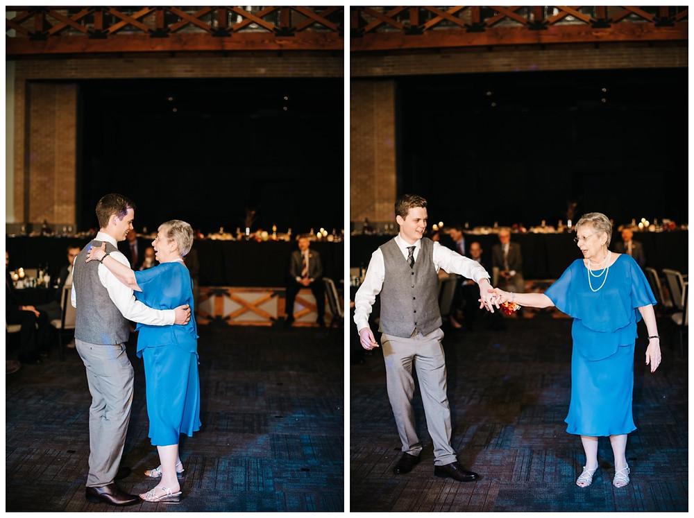 mother-son-first-dance-at-milwaukee-wedding-by-green-bay-wedding-photographer-kyra-rane-photographer