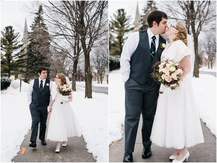 vintage-inspired-bride-and-groom-on-snowy-wedding-day-at-sheboygan-winter-wedding-by-green-bay-wedding-photographer-kyra-rane-photography
