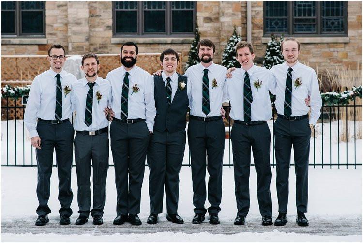 groom-with-groomsmen-at-sheboygan-winter-wedding-by-appleton-wedding-photographer-kyra-rane-photography