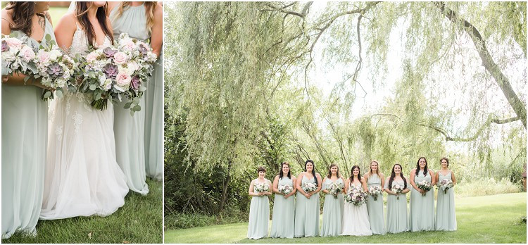 bridesmaids-with-floral-bouquets-at-de-pere-wisconsin-wedding-by-green-bay-wedding-photographer-kyra-rane-photography