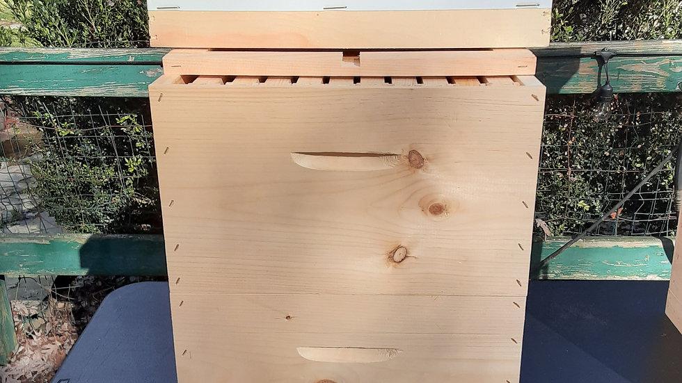 8 Frame Start Up Hive Assembled