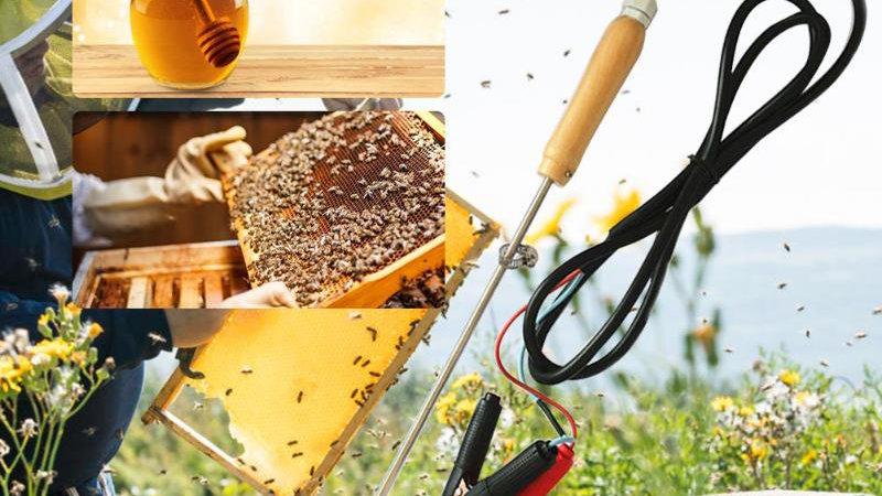 Oxalic Acid Vaporiser for Varroa Treatment