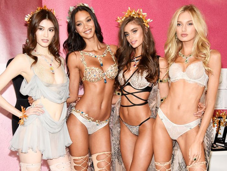 The VS Fashion Show is Back and Better that Before