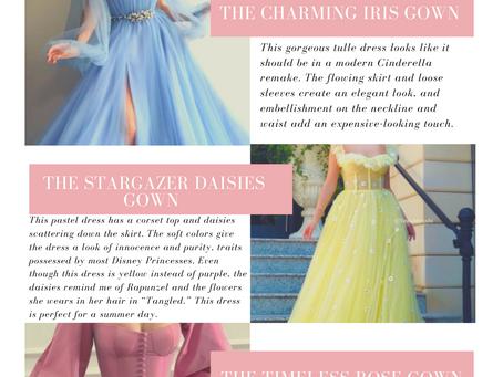 6 Teuta Matoshi Dresses That Will Make You Feel Like a Disney Princess