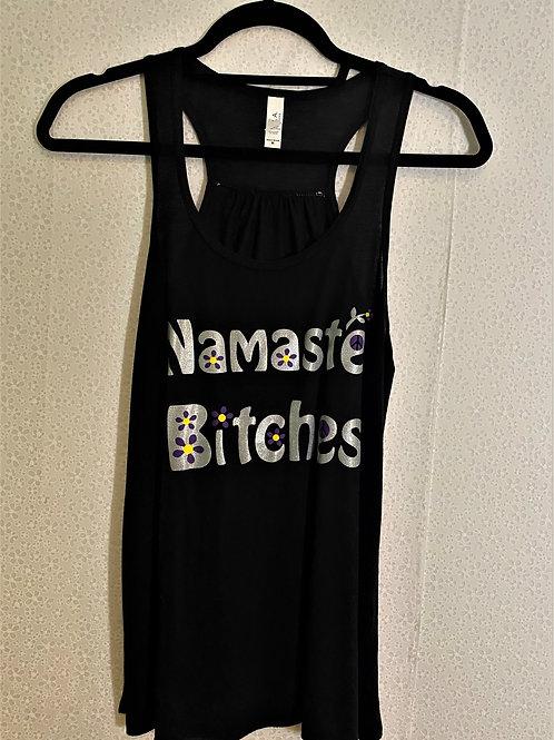 Namaste Bitches Tank