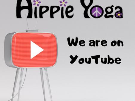 Hippie Yoga on YouTube