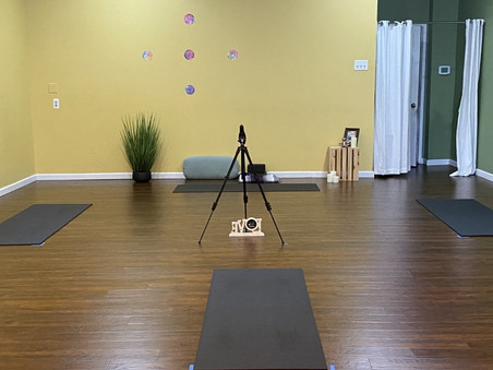 New Year, New Things Happening at Hippie Yoga