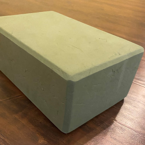 4-inch Yoga Block (Black)
