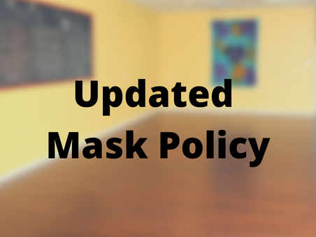 Update Mask Policy