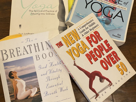 My Favorite Yoga Books