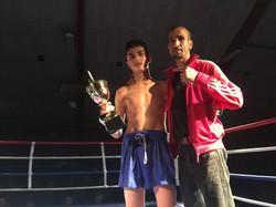 Ali startede sin succes på Junior.