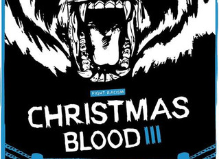 CHRISTMAS BLOOD FIGHT RACISM