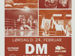 DM i Muay Thai 2018