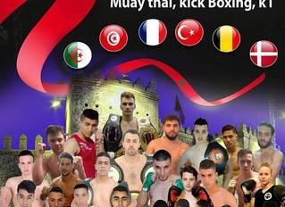 International Tournament in Oujda, Maroc
