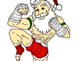 Træning mellem Jul og Nytår