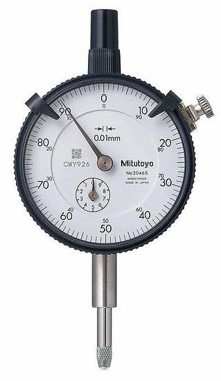 Mitutoyo Dial Gauge 2046S 0-10mm