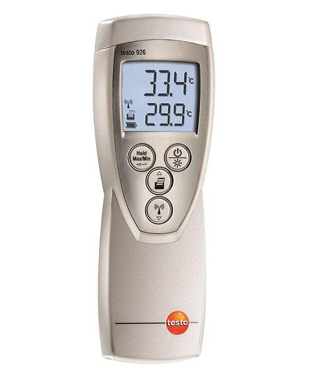 Testo 926 T-Type Thermometer