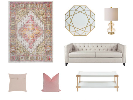 3 Simple Steps To Design The Perfect Pink Room