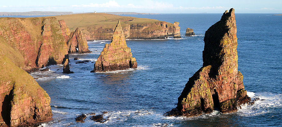 Duncansby Stacks, John o' Groats