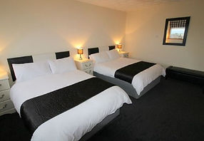 Bedroom 1 - newly refurbished