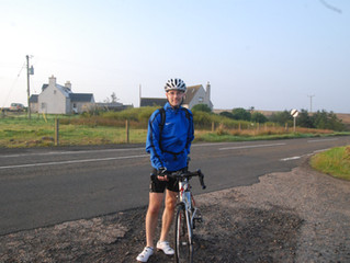 Cycling Scotland in 3 days