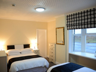 Refurbishment of Bedrooms 3, 4 and 5