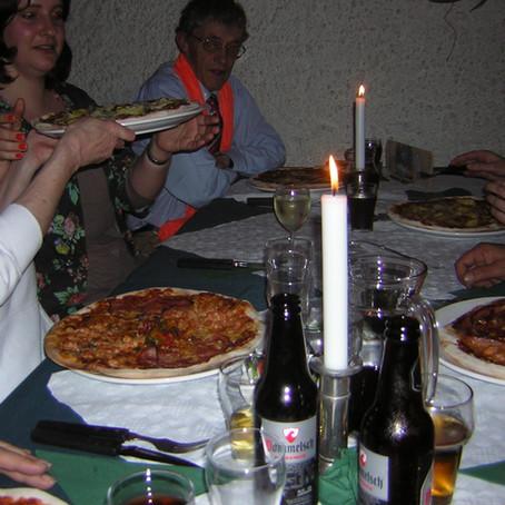 Koningsdag; Pizzeria