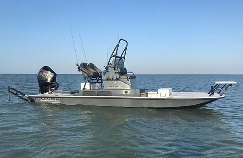 """24"""" Majek Reeper Click to visit roostercharters.us"""
