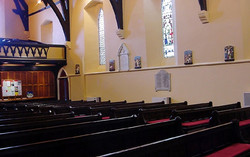 inside church 6