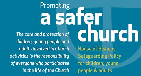 promoting a safer church poster crop cle