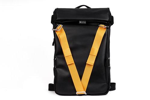 Sac à dos BaSe - V2 avec sangle jaune