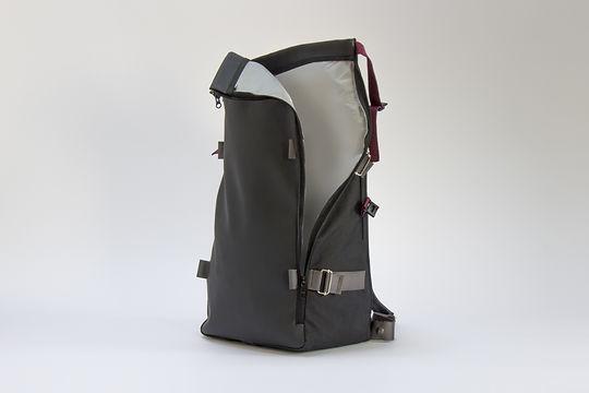 Along, sac à dos urbain professionnel voyage sport ouvetue facile pratique grand