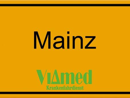 Krankenfahrdienst Mainz