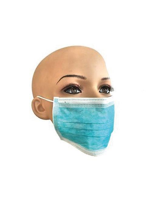 OP-Mundschutz mit Gummiband
