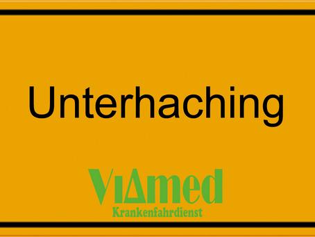 Krankenfahrdienst Unterhaching