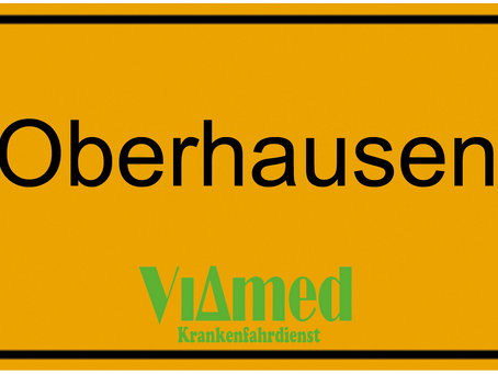 Krankenfahrdienst Oberhausen